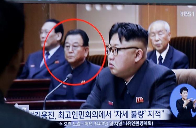 Corea del Norte ejecuta a viceprimer ministro