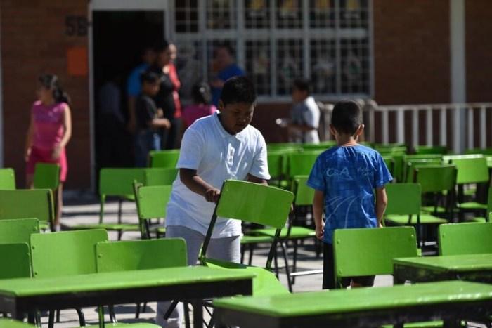 Saltillo: Promueve Gobierno Municipal organización en escuelas