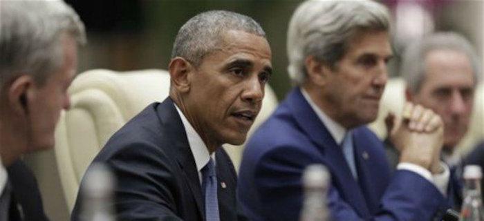 Putin y Obama dialogan sobre Siria y Ucrania en el marco del G-20