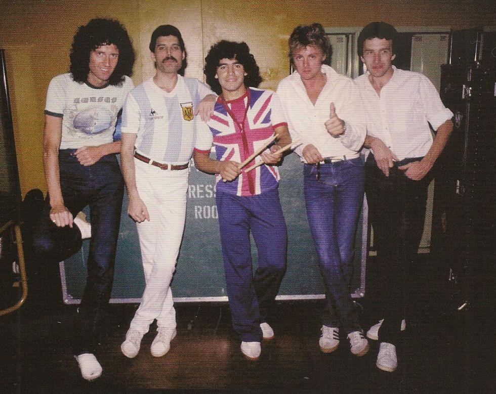 """Freddie Mercury, la voz que dio vida a 'We Are The Champions"""""""