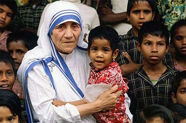 La madre Teresa de Calcuta, la nueva Santa del Papa Francisco