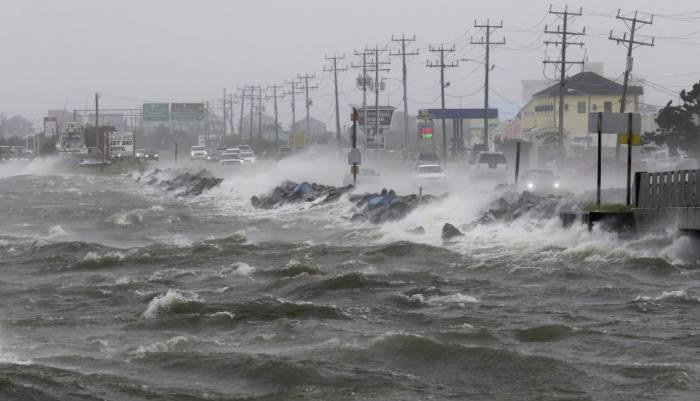 Alerta en costa este de EU por tormenta 'Hermine'