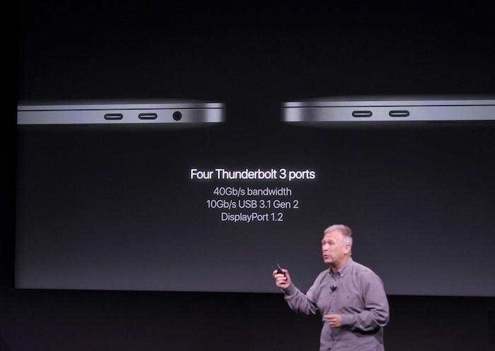 Sin puertos USB tipo A, esto costarán los adaptadores para el nuevo MacBook Pro 2016