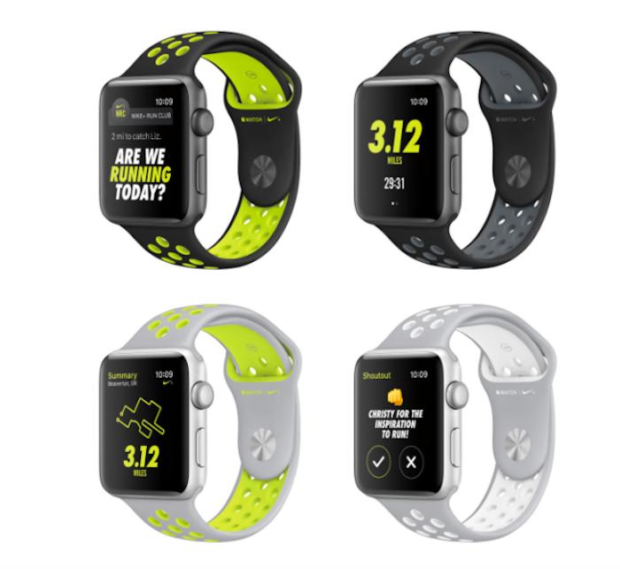 Las claves de la alianza Nike-Apple en Series 2