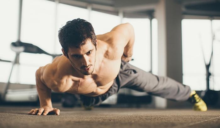 Cambia grasa por músculo.