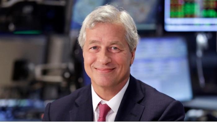 Perfila Trump al CEO de JP Morgan como secretario del Tesoro