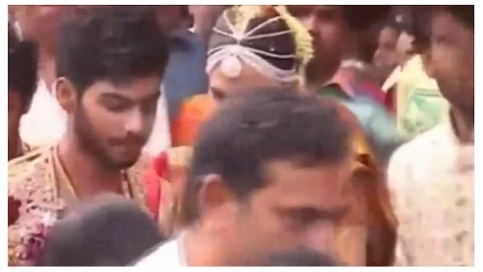 Exministro de gobierno de la India gasta 70 mde en boda de su hija