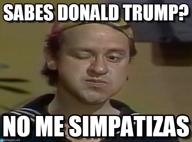 Algunos de los mejores memes de la elección en EUA