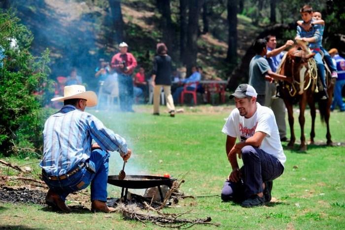 Más de mil turistas asistieron a los ejidos de Saltillo en 2016