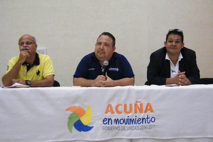 Acuña: Orientan a ministros religiosos en torno a la seguridad social