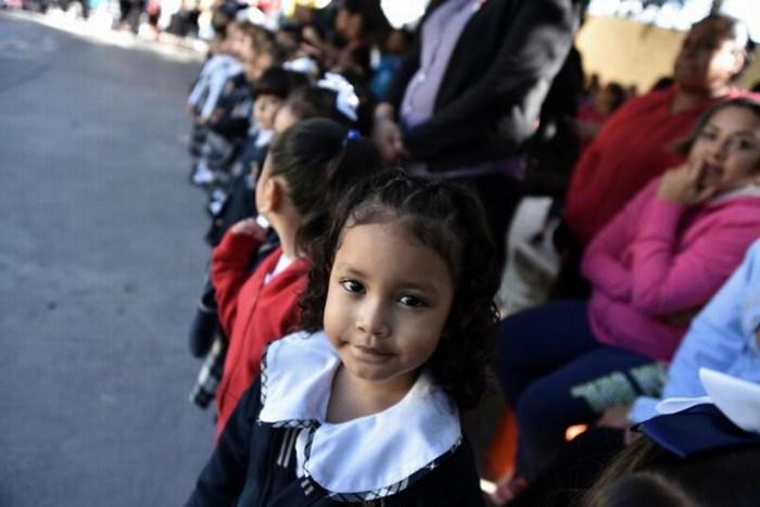 Saltillo: Recibe apoyos jardín de niños en la Morelos