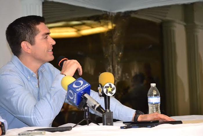 El Tribunal Electoral nos dio la razón, Riquelme violó la ley: Luis Fernando Salazar