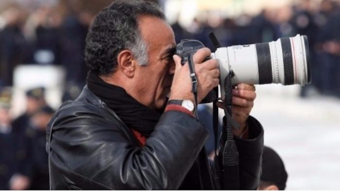 """""""Tengo que hacer mi trabajo"""", afirma fotógrafo del asesinato de embajador ruso"""