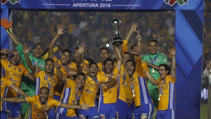 Tigres espanta al América en penales y es campeón de Liga MX
