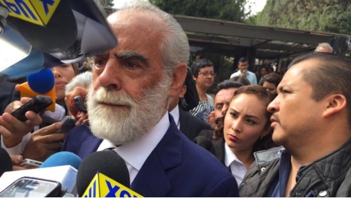 'Jefe' Diego niega ser quien defiende a Javier Duarte