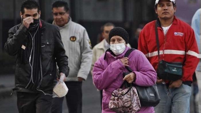 Continuarán bajas temperaturas por frente frío 11: SMN