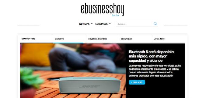 Encuentra noticias de ofertas online de la temporada en Ebusinesshoy
