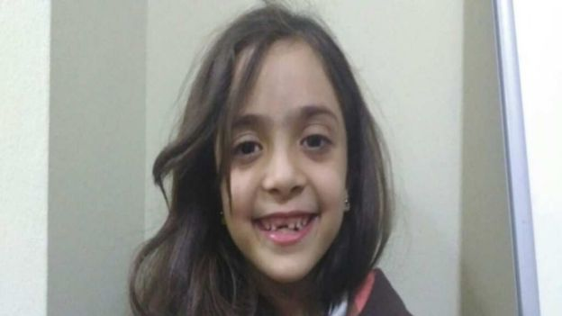 Rescatan a Bana Alabed, la niña tuitera de Alepo