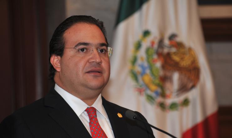 Denuncian a Javier Duarte por desaparición forzada