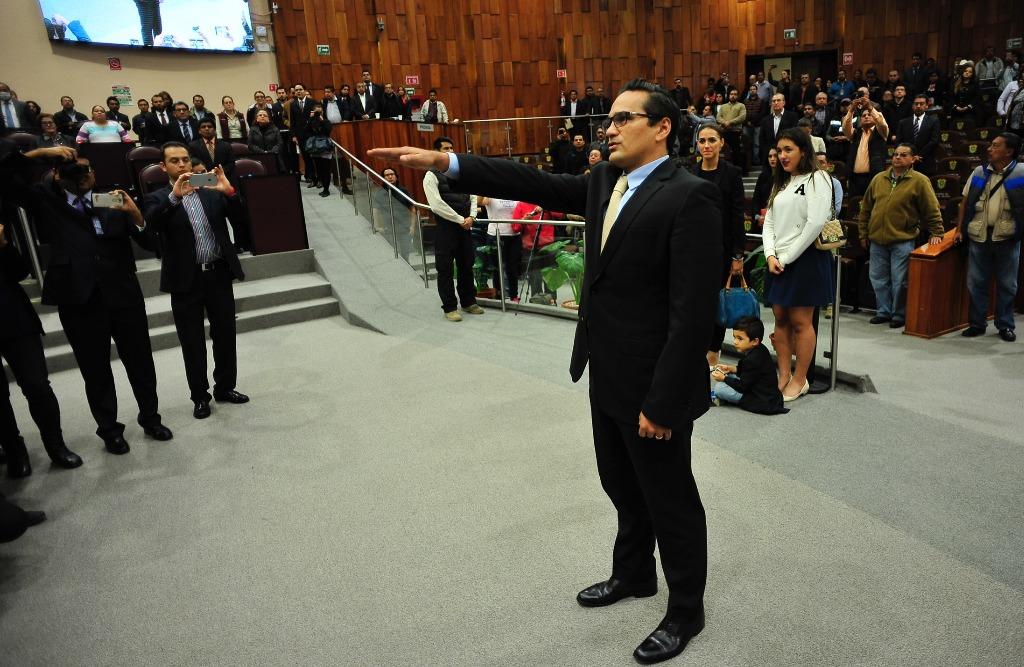 Nombran a Jorge Winckler Fiscal General de Veracruz