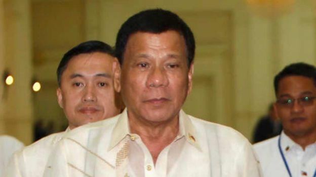 Rodrigo Duterte confiesa que asesinó a varios delincuentes en Manila