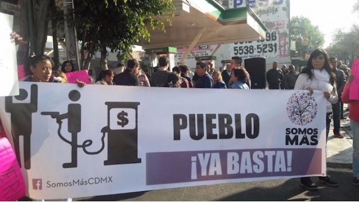 Presentarán denuncia ante PGR por gasolinazo