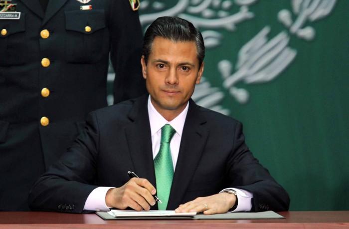 Peña cancela reunión con Trump.