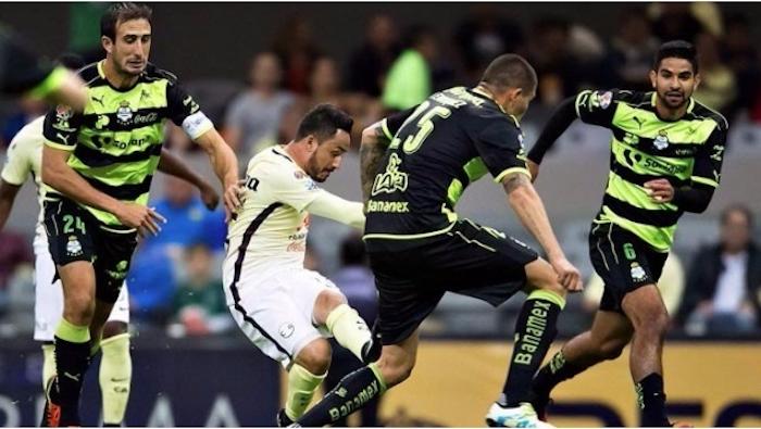 Con gran futbol, el 'Ame' derrota a Santos en la Copa Mx