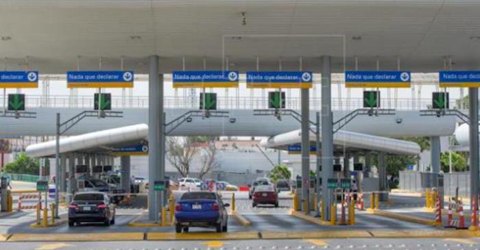 Fronteras solas gracias a crisis en Mexico