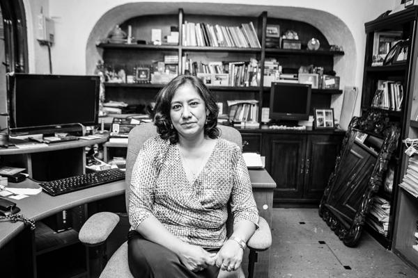 La Constituyente, en la opacidad y discrecionalidad, artículo de Irma Sandoval.