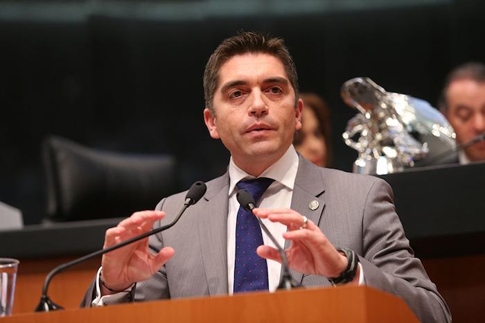 Justifica Luis Fernando Salazar su ruptura