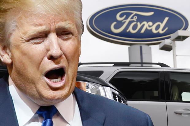¿Hay más inversiones automotrices en riesgo por el 'Efecto Trump'?
