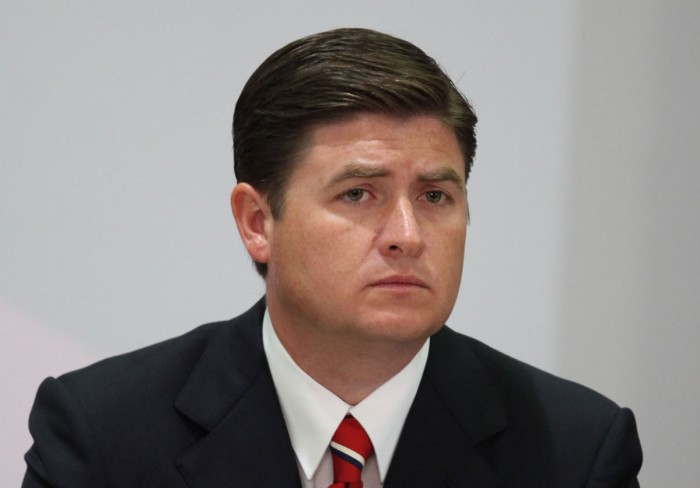 Quitan amparo a Rodrigo Medina ex gobernador de Nuevo León.