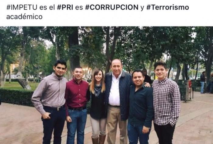 Amenaza Gobierno de Coahuila a estudiantes del Tec Saltillo