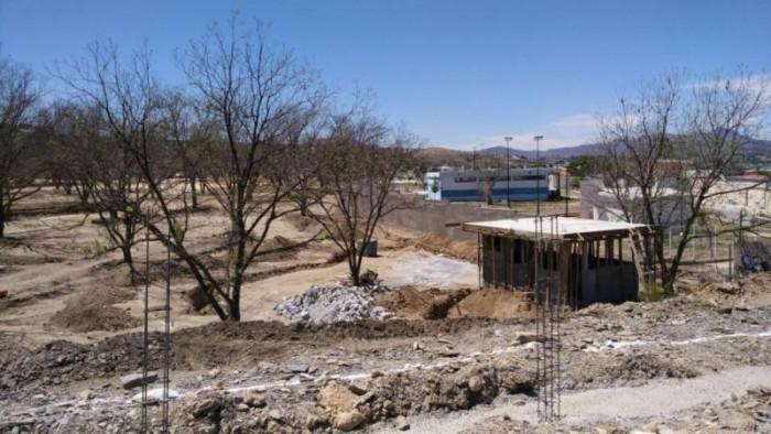 Tiene 32% de avance Parque Los Nogales