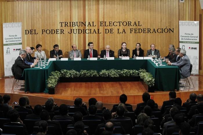 Tiembla el PRI, Tribunal Electoral genera equidad