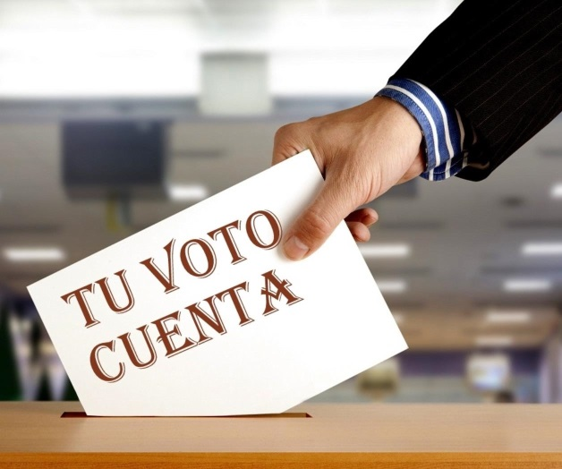 Voto nulo o abstención favorece al mal gobierno.