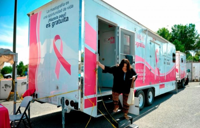 Realizarán mamografías y papanicolaous gratuitos