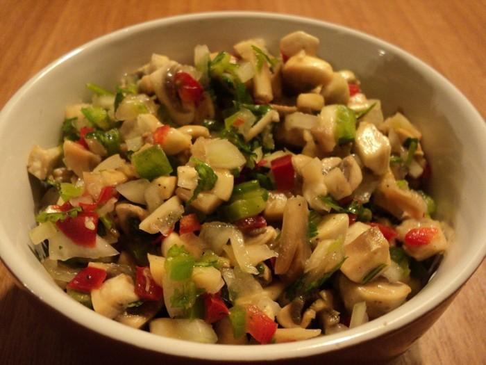 Delicioso Ceviche Vegetariano¡¡
