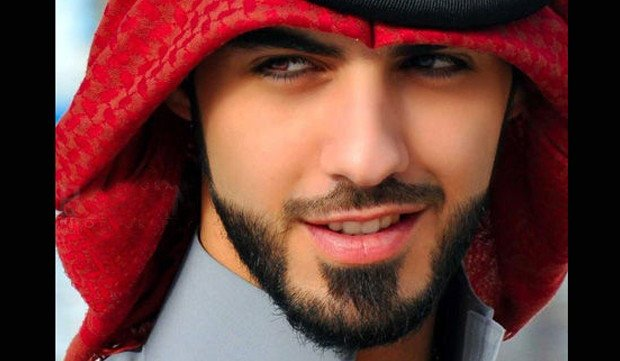 Nació el hijo del árabe más lindo del mundo y promete ser el legado del padre