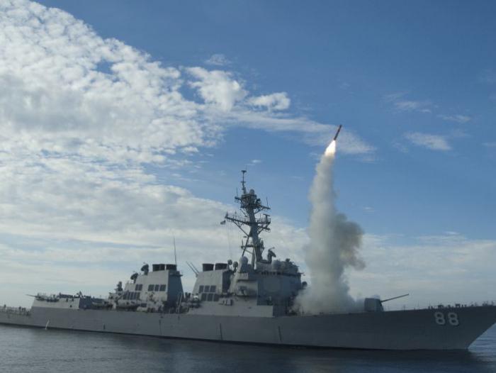 Estados Unidos ataca objetivos de Al Assad en Siria tras el ataque químico