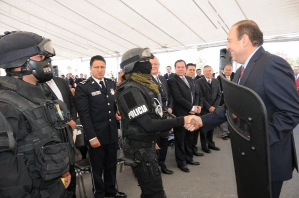 Desvían en Coahuila recursos para sueldos de Policías