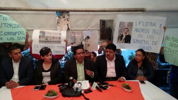 Autoridades de Morelos también compran medicinas falsas