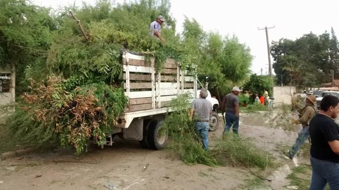DESTACADA LA LABOR DE EMPLEADOS DE SERVICIOS PRIMARIOS PARA MANTENER EN CONDICIONES LA CIUDAD