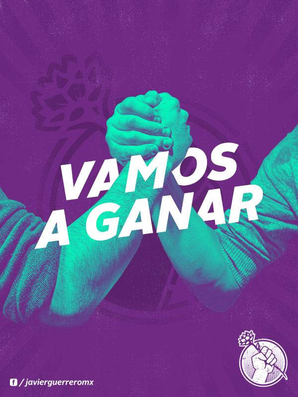 Debate favorece a Javier Guerrero