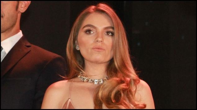 Sofía Castro debutará en Hollywood al lado de Diego Boneta