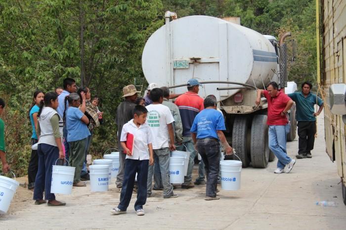 Comienza escasez de Agua en Saltillo