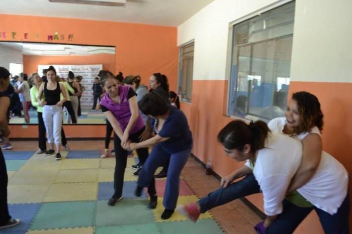 Invitan a mujeres a taller de Defensa Personal