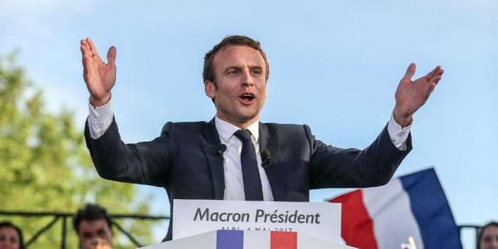 El centrista Emmanuel Macron gana las elecciones en Francia y se convierte en el presidente más joven de la historia del país