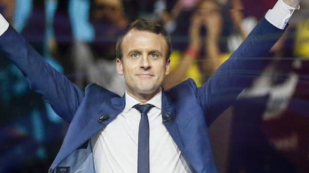 Emmanuel Macron es investido como presidente de Francia